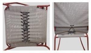 Rattan bútor javítás textilénnel